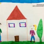 Σπίτι, πώς σκιαγραφείται στο παιδικό μυαλό