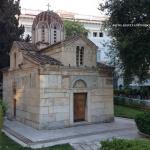 Χριστούγεννα, Εκκλησίες της Κατάνυξης στο Κέντρο της Αθήνας