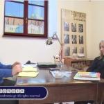 Η Ελένη Μπάνου στο Αθηνοδρόμιο, η συνέντευξη