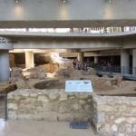Η Αρχαία Γειτονιά κάτω από το Μουσείο της Ακρόπολης