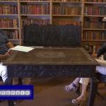 Η Μαρία Αντωνιάδου, πρόεδρος της Ε.Σ.Η.Ε.Α., στο Αθηνοδρόμιο, η συνέντευξη
