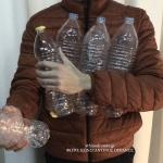 Ύφασμα από πλαστικά μπουκάλια (PET fiber)