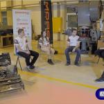 Η ομάδα PROM RACING στο Αθηνοδρόμιο, η συνέντευξη