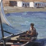 Νίκος Σκαλκώτας, Η Θάλασσα