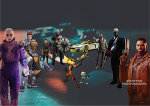 ΨΗΦΙΑΚΑ ΠΑΙΧΝΙΔΙΑ (Gaming)