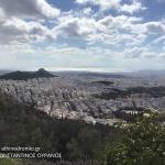 Οι λόφοι της Αθήνας  και των προαστίων της