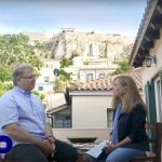 Η Τατιάνα Πούλου στο Αθηνοδρόμιο, η συνέντευξη